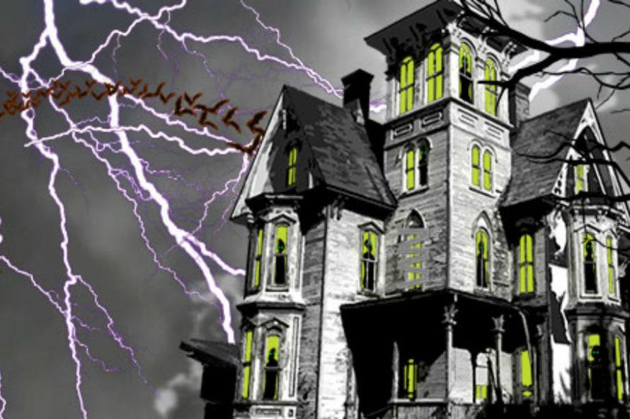 The Anatomy Of A Haunted House Crea